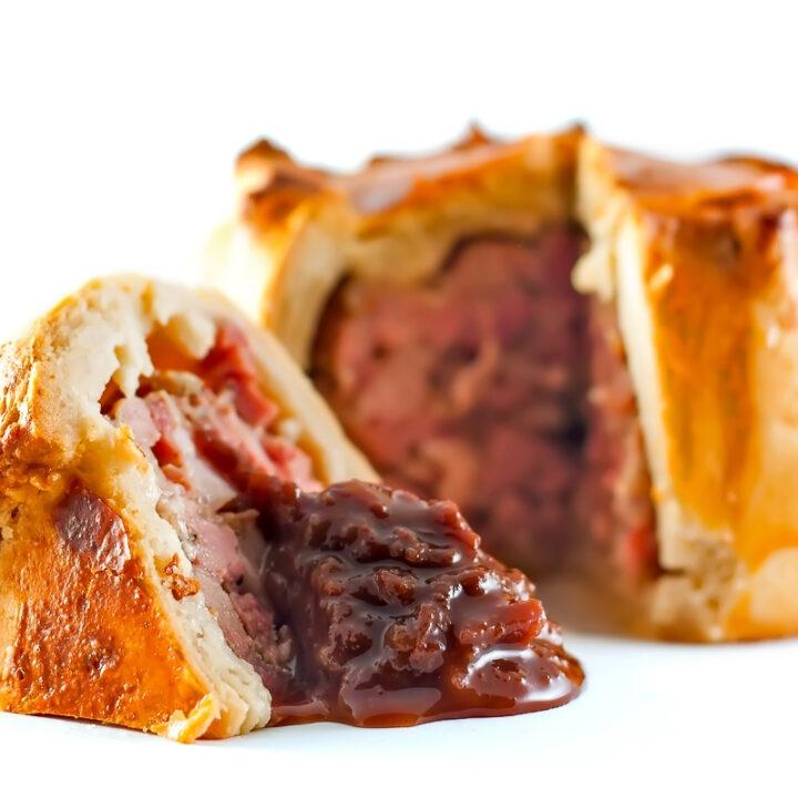 Traditional Hand Raised Pork Pie Recipe