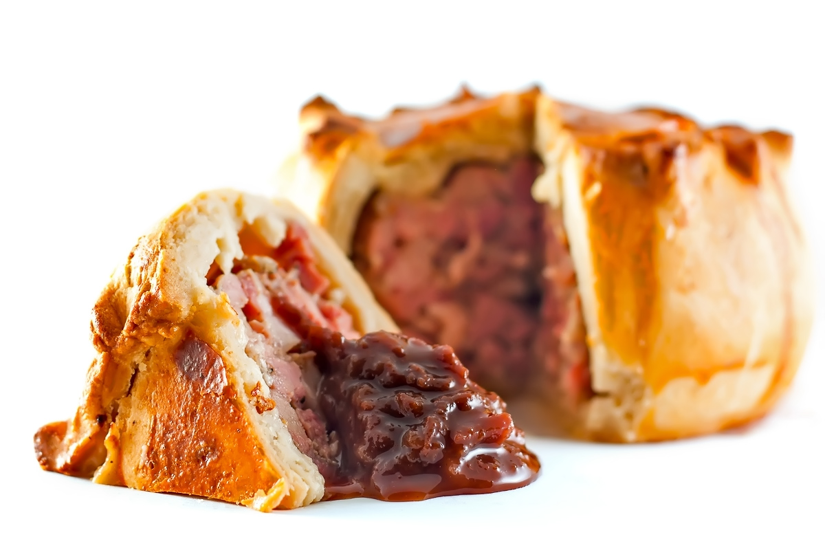 Traditional Hand Raised Pork Pie Recipe