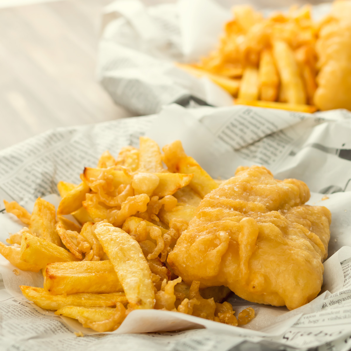 Freshwater fish and chip shop - I Had So Much Fun Planning Shooting And Cooking My Chip Shop Fish Chips Recipe It Is Not Something We Cook Very Often For Obvious Reasons But Every Now