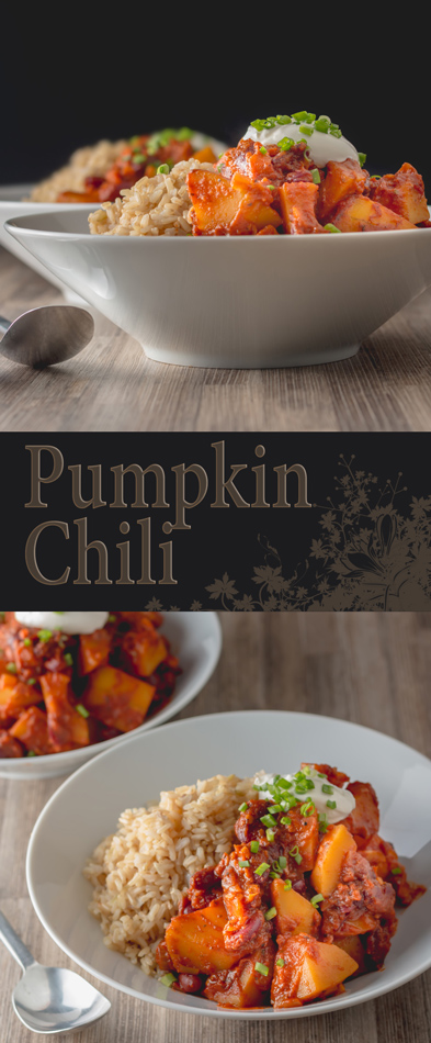 Quick and Easy Pumpkin Chili