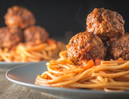 Spaghetti and Meatballs My Way!