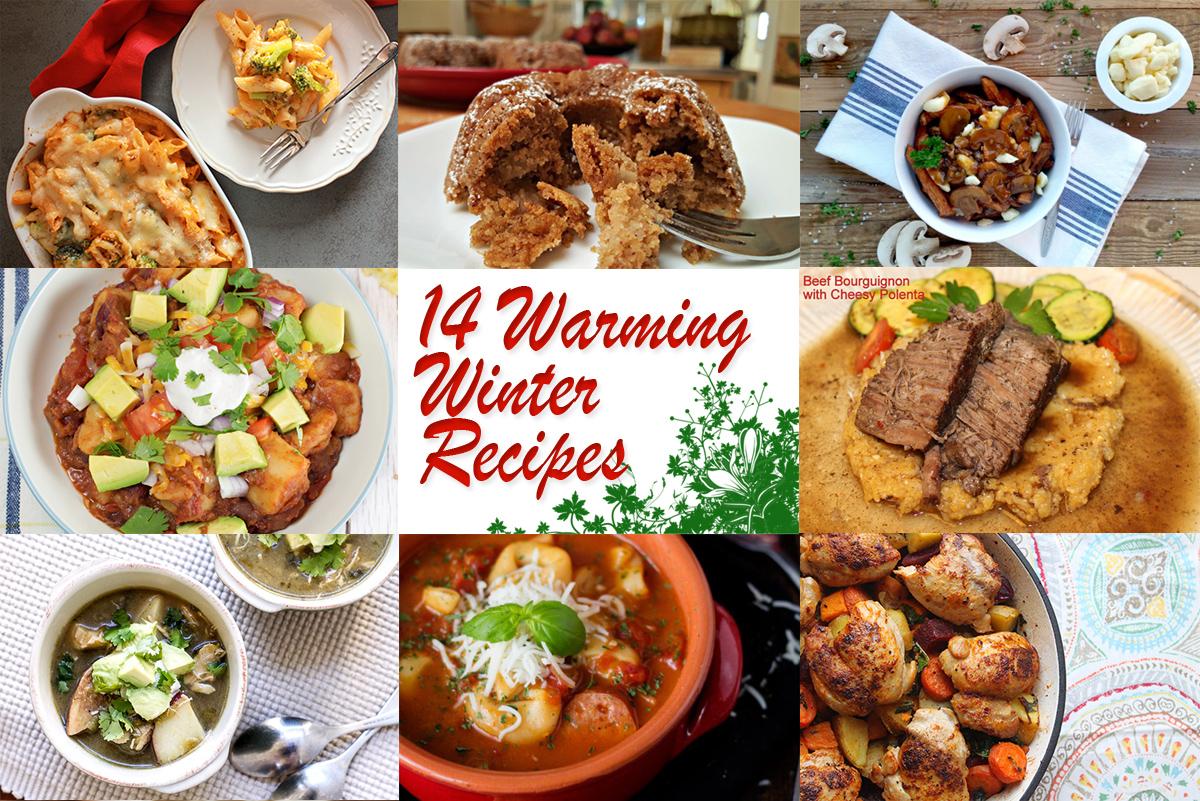 14 Warming Winter Recipes