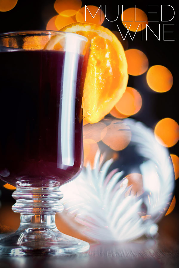 Call it what you will, Mulled Wine, Glühwein, Gløgg or anything else, a warming glass of wine is the perfect spicy treat for long cold and dark nights!#drink #christmas
