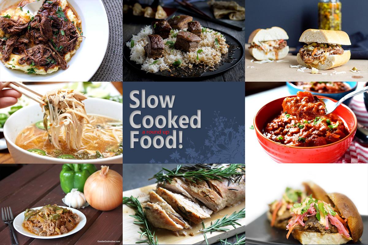 Slow Cooked Food Rocks