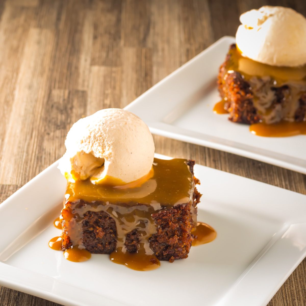 Not to be confused with a cake Sticky Toffee Pudding is an old school ...