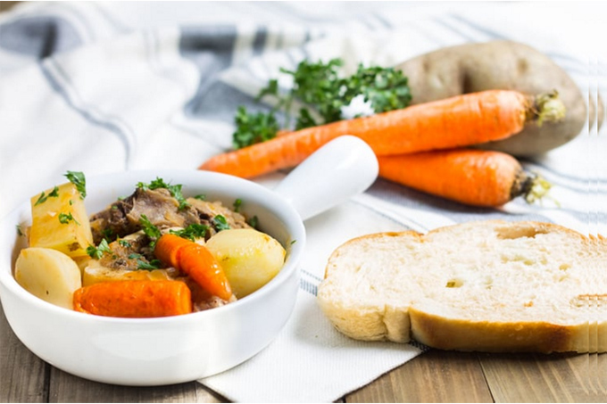 Slow Cooked Food Rocks: Pot Au Feu