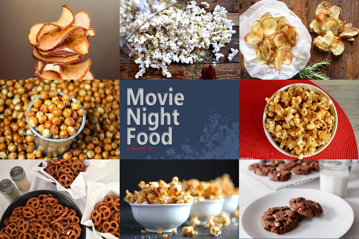 Movie Night Food