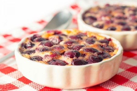 Cherry Clafoutis: A French Classic