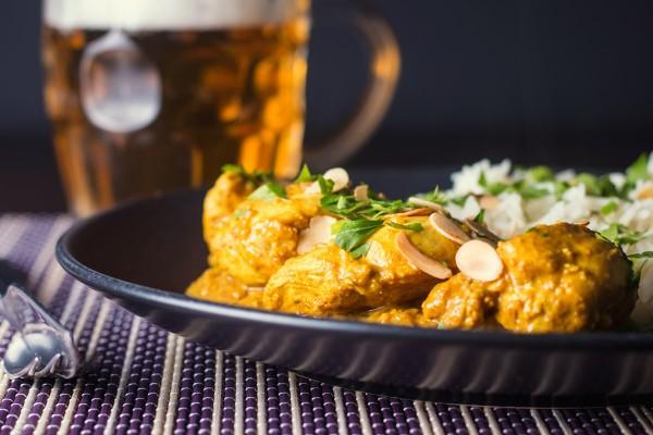 Chicken Passanda