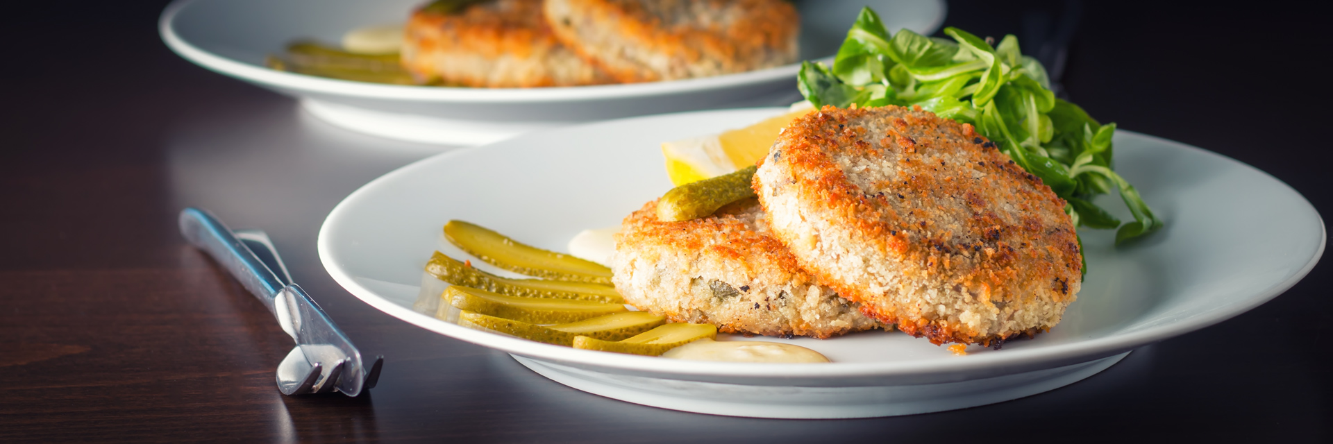 Canned Mackerel Cakes