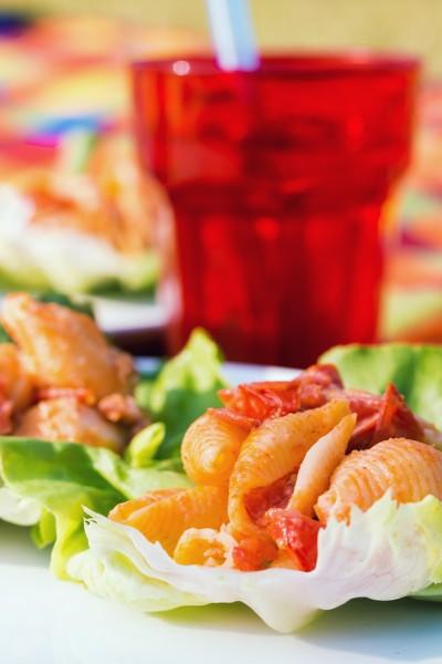 BLT Pasta Salad, Picnic Perfection!