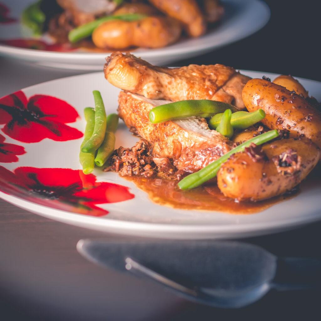 Slow Cooker Chicken Cacciatore | Krumpli