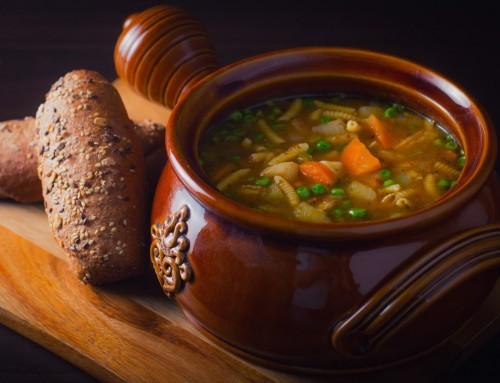 Provençal Soupe au Pistou