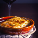 Baked Cauliflower Cannelloni