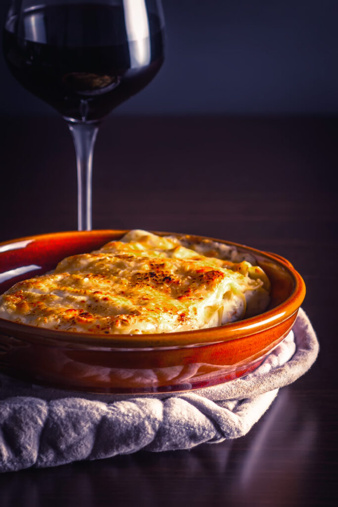 how to make beef cannelloni recipe