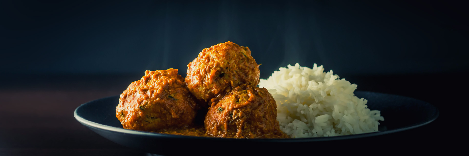 Chicken Kofta Masala