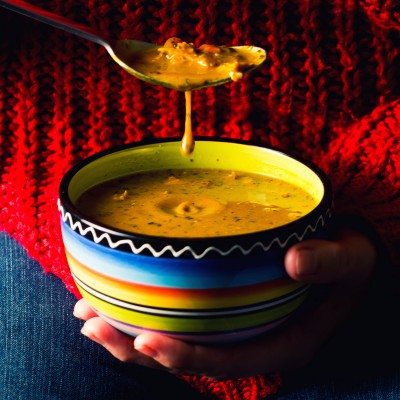 Mulligatawny Soup: Indian Pepper Water