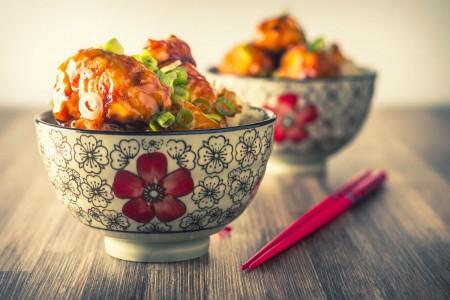 Soy & Honey Glazed Chicken