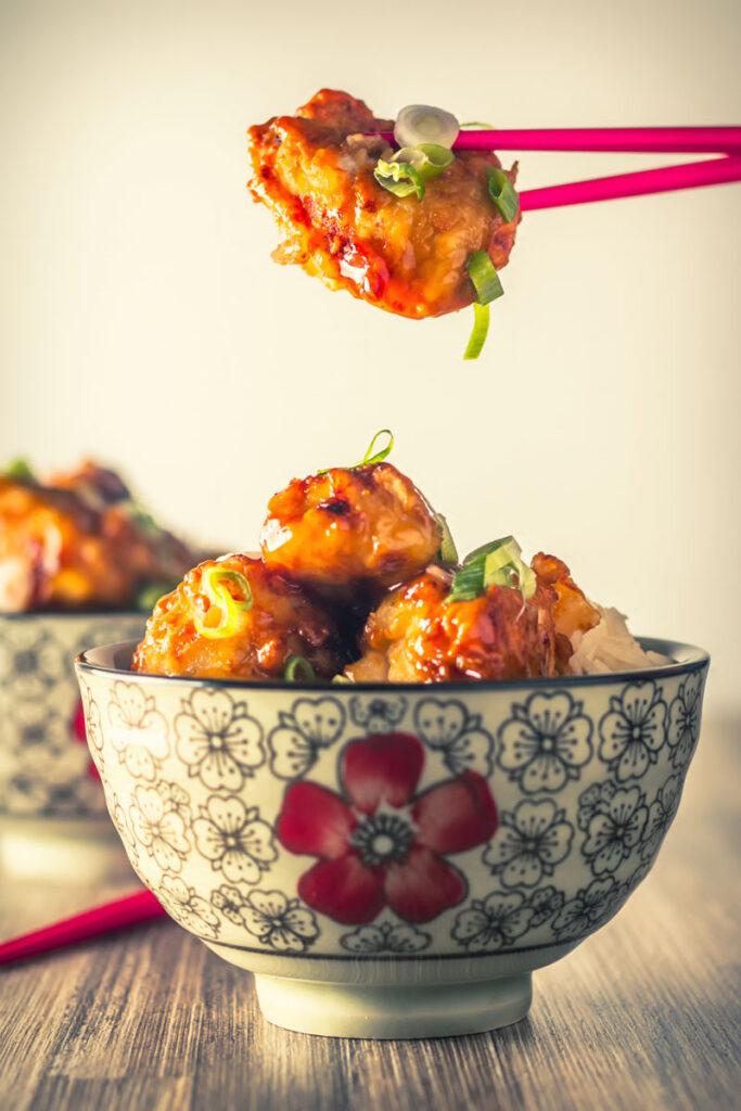 Soy & Honey Glazed Chicken | Krumpli