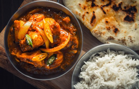 Chicken Pathia: Sweet and Sour Indian Curry
