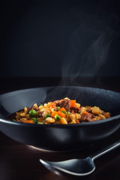 InstantPot Beef Minestrone Soup