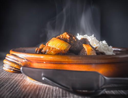 InstantPot Beef Dopiaza Curry