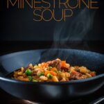 This Instant Pot Beef Minestrone soup is a perfect batch cooked lunch to take you through the long cold winters, hearty and full of incredible flavour.