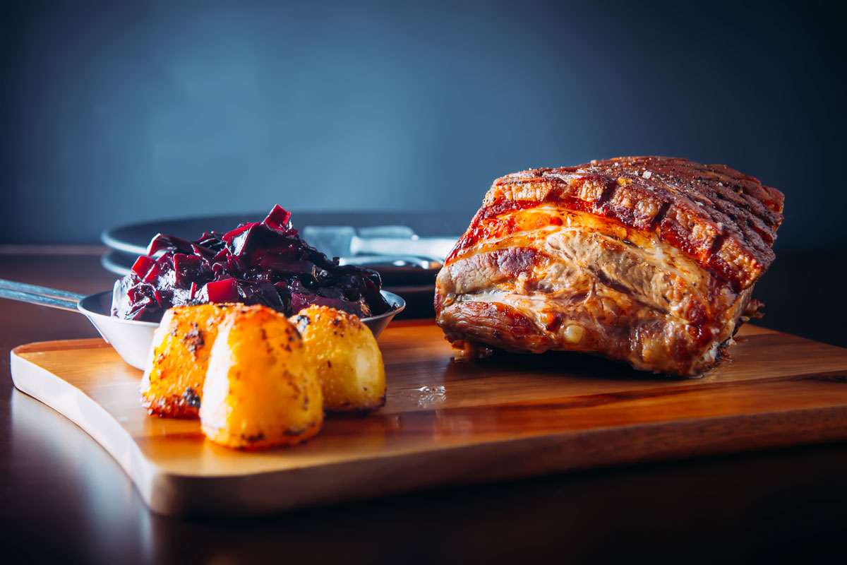 Crispy-Roast-Pork-Belly-With-Red-Cabbage-Feat