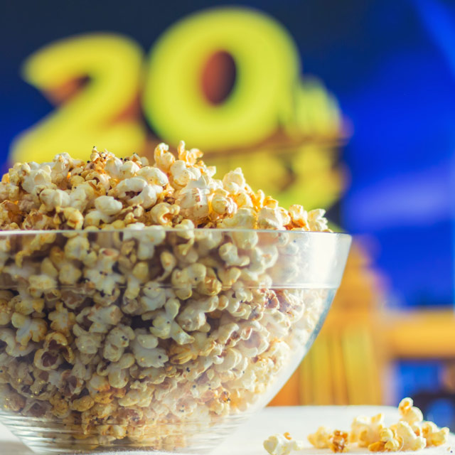 Movie Night Spicy Popcorn | Krumpli