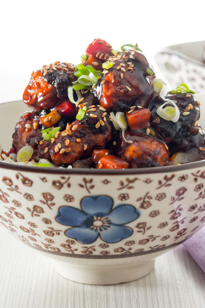 Sweet and sour pork balls krumpli sweet and sour pork balls were probably my introduction to chinese food growing up in the forumfinder Images