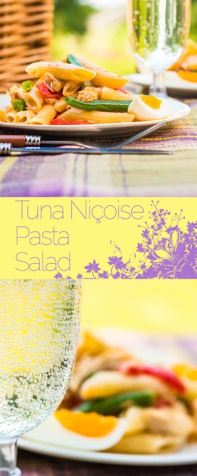 Tuna Nicoise Pasta Salad   Krumpli