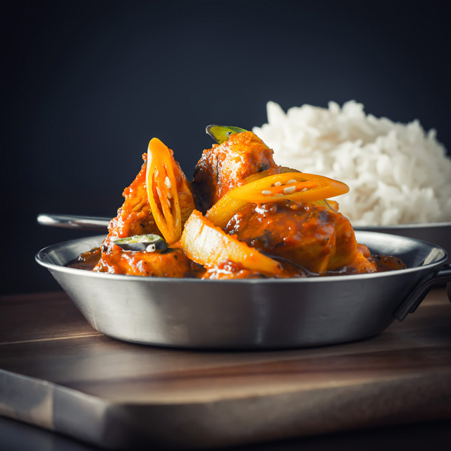 The usual habitat for a chicken pathia seems to be a British curry house, I think this fiery sweet and sour number with Gujarati leanings should be shown a lot more love.