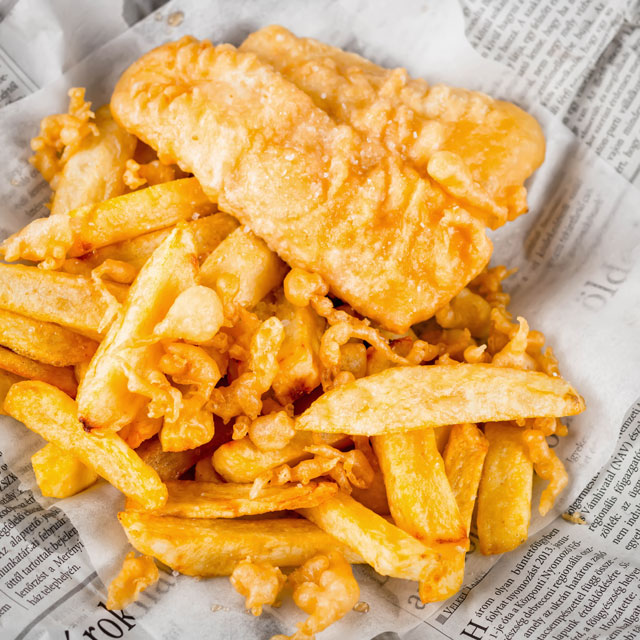 Chip shop fish chips kinda krumpli for Where can i get fish and chips near me