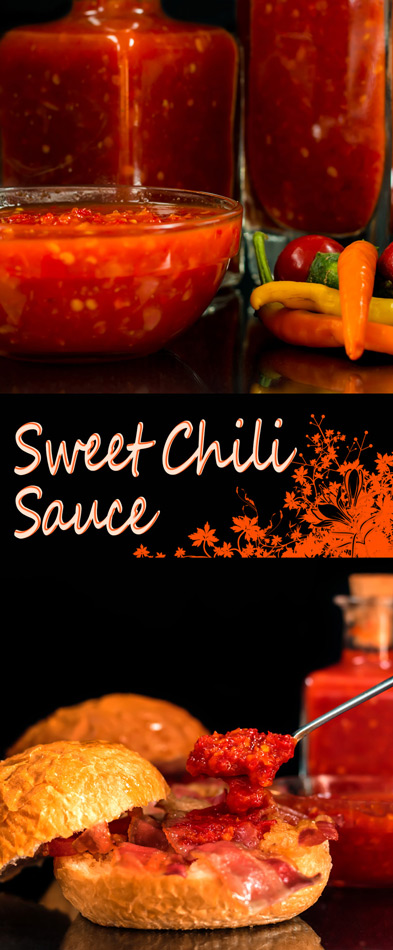 A sweet chili sauce is my favourite condiment, I use it on everything from bacon sandwiches through to glazes for bbq ribs.