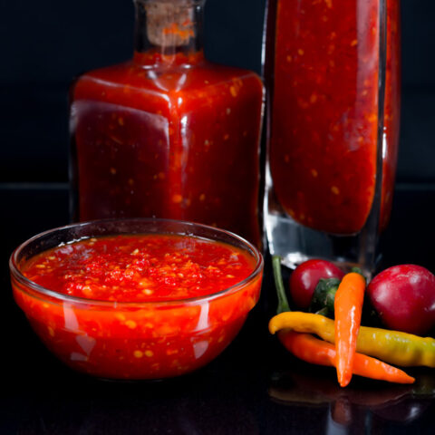 Forget Ketchup Break Out The Sweet Chili Sauce