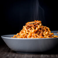 Bolognese Sauce Crockpot Edition