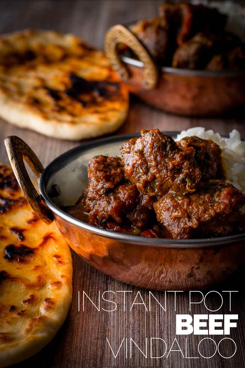 This Beef Vindaloo is my take on the Anglo Indian Vindaloo which is a take on the Indo Portuguese classic from Goa, who said fusion food is new? #curry #indianfood