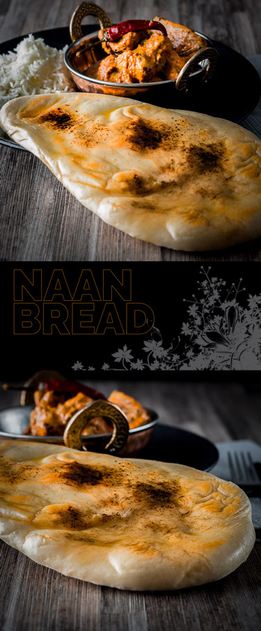 Calling Naan Bread the king of Indian Flat Breads may be controversial, but in my opinion the light fluffy naan is the finest mopping up device for a wet curry!