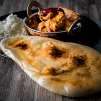 Naan Bread: The King of Indian Flat Breads