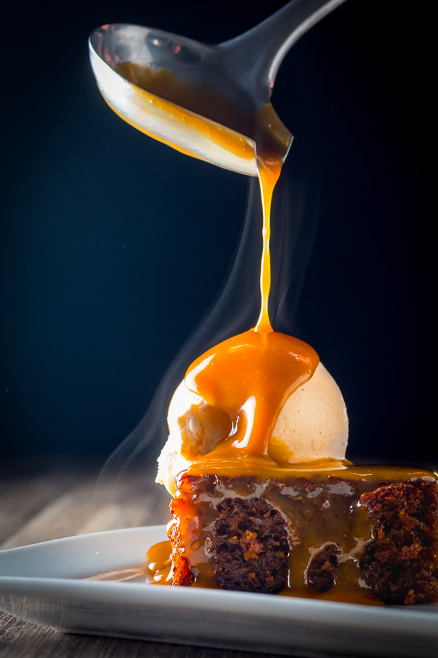 Hot Sticky Toffee Pudding Cake Recipe