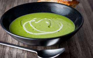 Classic flavour combinations are front and centre in this classic British Broccoli and Stilton soup, if you can't find Stilton consider other blue cheeses.