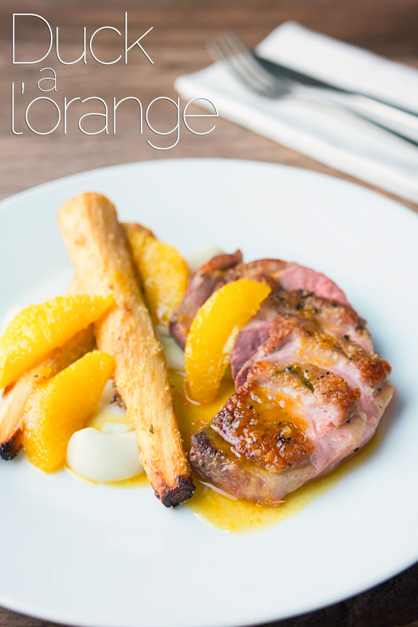 Welcome to another retro throwback recipe, Duck a l Orange may hark back to the 70's dinner parties but it still has a relevant place on any dinner table if you ask me! #duckrecipe #duckbreastrecipes