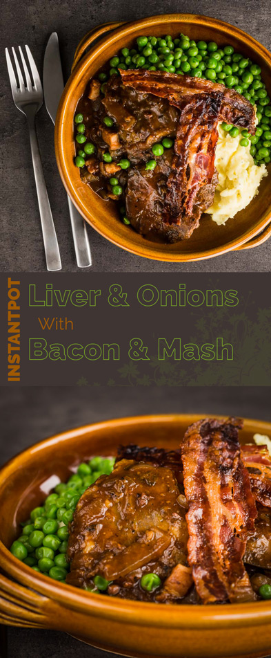 Offal may have fallen out of favour with many but my Liver and Onions recipe is a glorious nod back at the wonder of simple frugal cooking and of course comes bundled with bacon and mash.