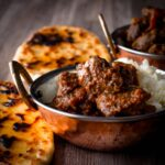 This Beef Vindaloo is my take on the Anglo Indian Vindaloo which is a take on the Indo Portuguese classic from Goa, who said fusion food is new?