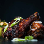 Finger Licking Sticky Chicken Drumsticks
