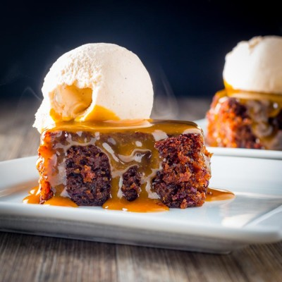Not to be confused with a cake Sticky Toffee Pudding is an old school rib stickingly wonderful English Dessert from the late 60's early 70's.