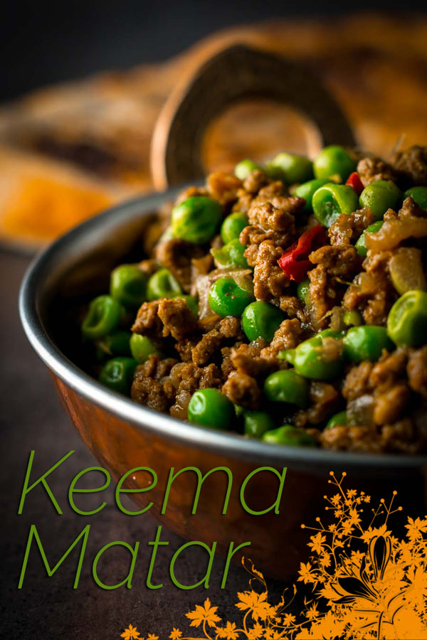 Keema matar is a classic Bangladeshi/Pakistani lamb curry featuring either lamb or mutton and peas in a delightfully simple spicy fragrant gravy. #curry #indian #indianmain #spicy #peas #recipe #recipeoftheday #recipeideas