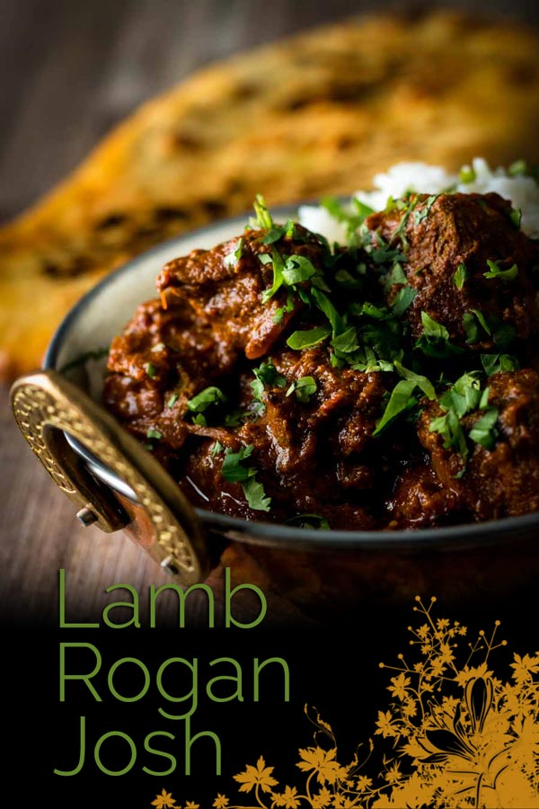Lamb Rogan Josh is an all time favourite dish of mine, an Indian curry of Persian origin that has become much more well know as a Kashmiri dish. With a real kick this curry will warm you right up and needs to be on your menu real soon. #takeawayrecipe  #takeaway