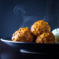 Quick and Simple Chicken Kofta Masala Curry