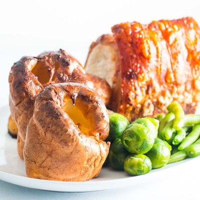 A Yorkshire pudding is a thing of great beauty and a stalwart of and British Roast Dinner, forget the frozen ones go big on this foolproof recipe.